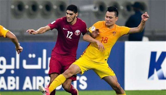 Weekly Report: Asian WCQ match China VS Qatar topped the rating list