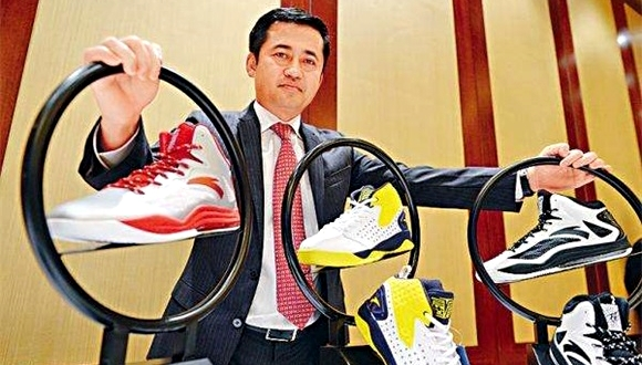 Ding Shizhong: We want Anta to become an international brand, instead of the Chinese version Nike.
